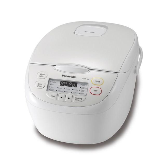 Panasonic 樂聲牌 Panasonic 樂聲牌 快思邏輯西施電飯煲 (1.8公升) SR-CN188